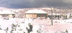 The Golan Mountains